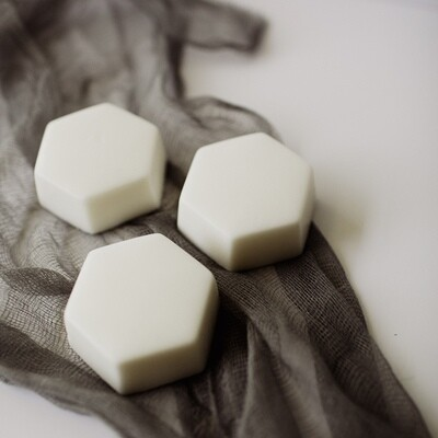 Hexagon Soap Calming Coconut