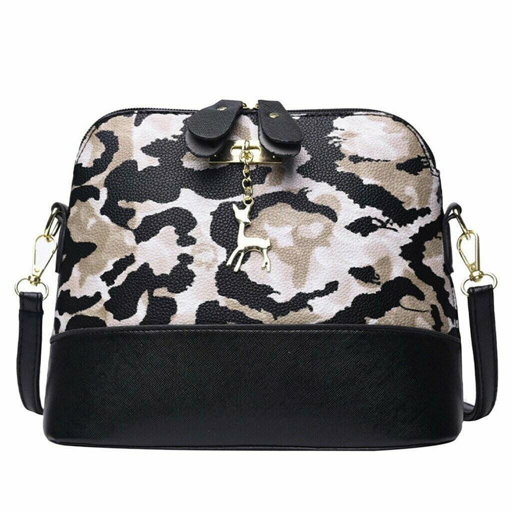 64c2289297e Purses And Handbags Vintgae Leopard Print Crossbody Bag Women Leather  Handbags Fashion Ladies Messenger bags bolsas feminina