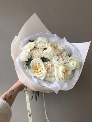 Милейший с пионовидными розами | Екатеринбург