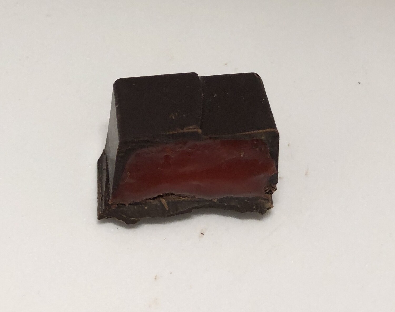 Dark Chocolate Cinnamon Caramel - 1 pc