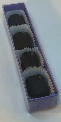 Lavender Caramels - 4 pc
