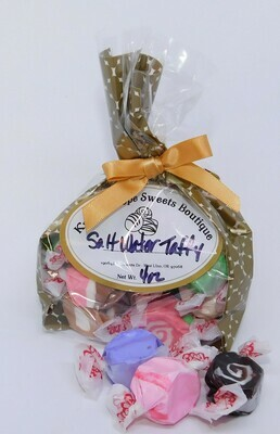 Salt Water Taffy - 4 oz bag