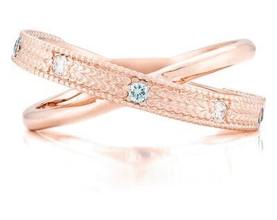 Enchanté—Rose Gold/Diamond