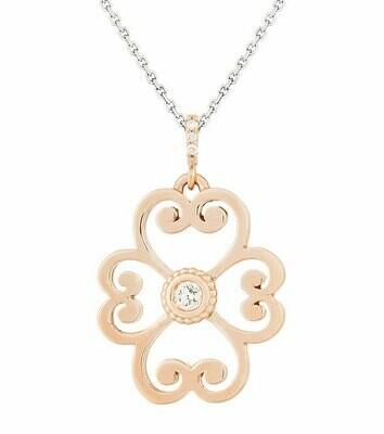 Coeur de Paris—Rose Gold/Diamond