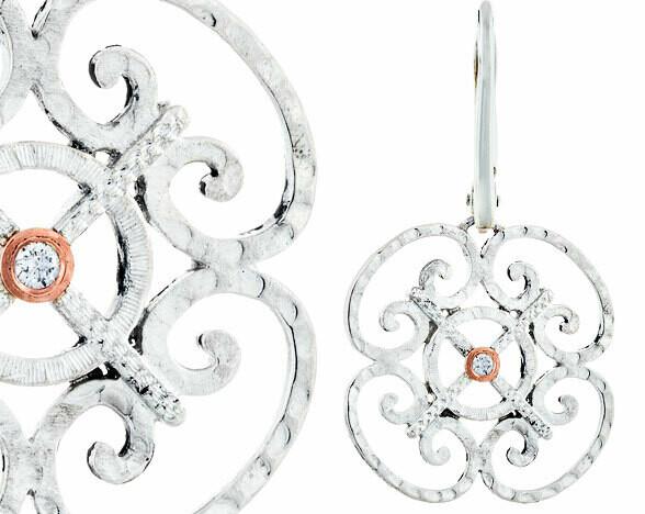 Porte d'Italia—Silver/Diamond