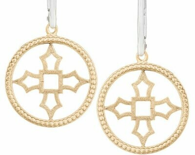 Fontana Earrings—Yellow Gold