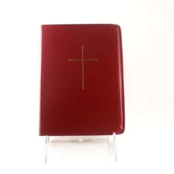 Book of Common Prayer Deluxe (Red)