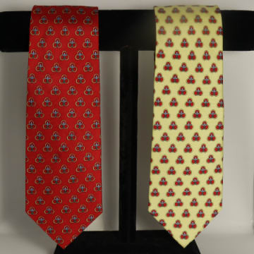 NOLA Couture Trinity Tie (Red)
