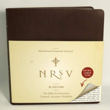 NRSV Bible Extra Large Print