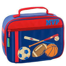 Stephen Joseph Sports Lunchbox