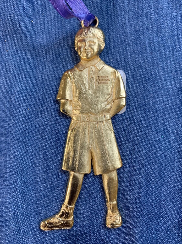 Trinity Boy Ornament