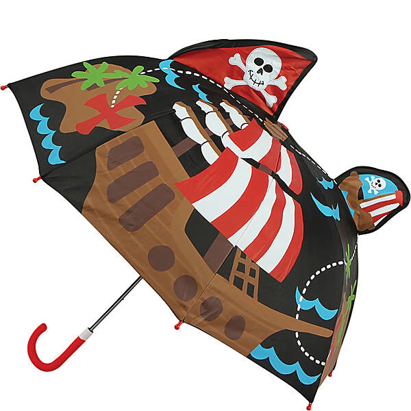 Stephen Joseph Pirate Umbrella