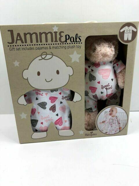 Jammie Pals Pink 0-9months