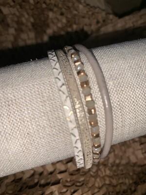 Taupe Island Bracelet