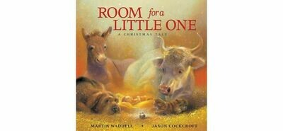 Room for a Little One A Christmas Tale (BoardBook)