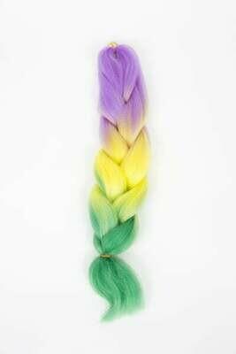 Mardi Gras Collections Thick Braid Hair