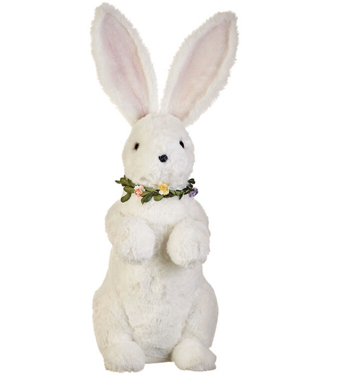 23 Inch Standing Bunny