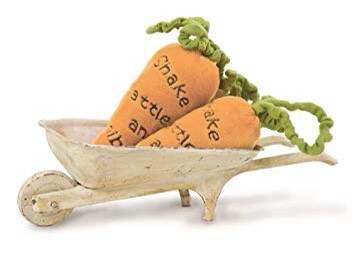 Carrot Rattle