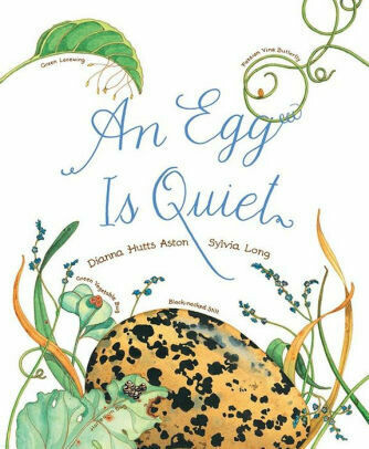 An Egg is Quiet by Dianna Aston
