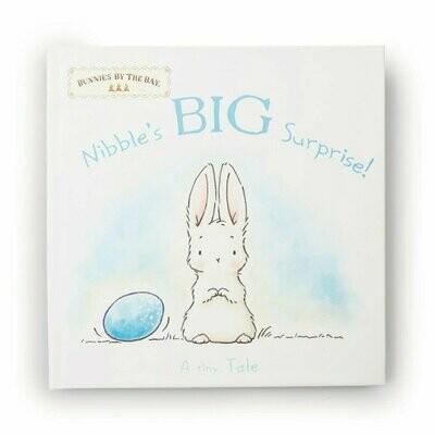 Nibble's Big Surprise Book