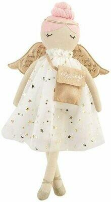 Star Dress Angel Doll