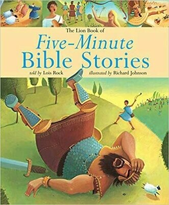 Five Minute Bible Stories