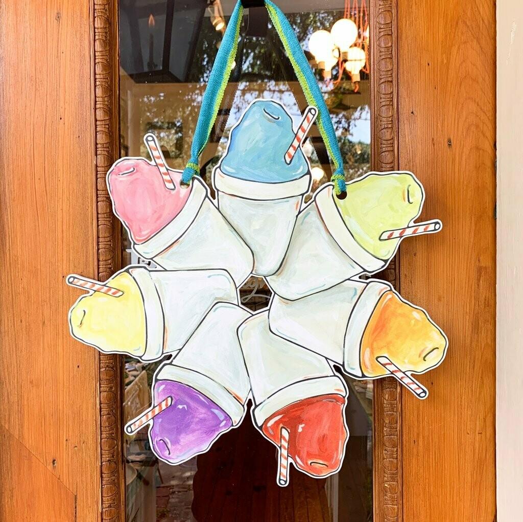 Home Malone Sno-Ball Door Hanger