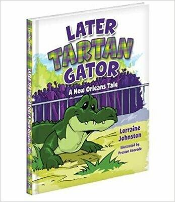 Later Tartan Gator