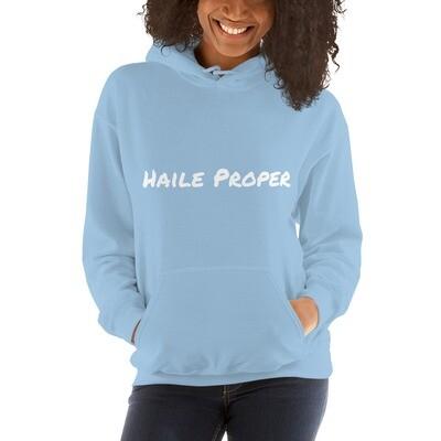 Haile Proper Hoodie