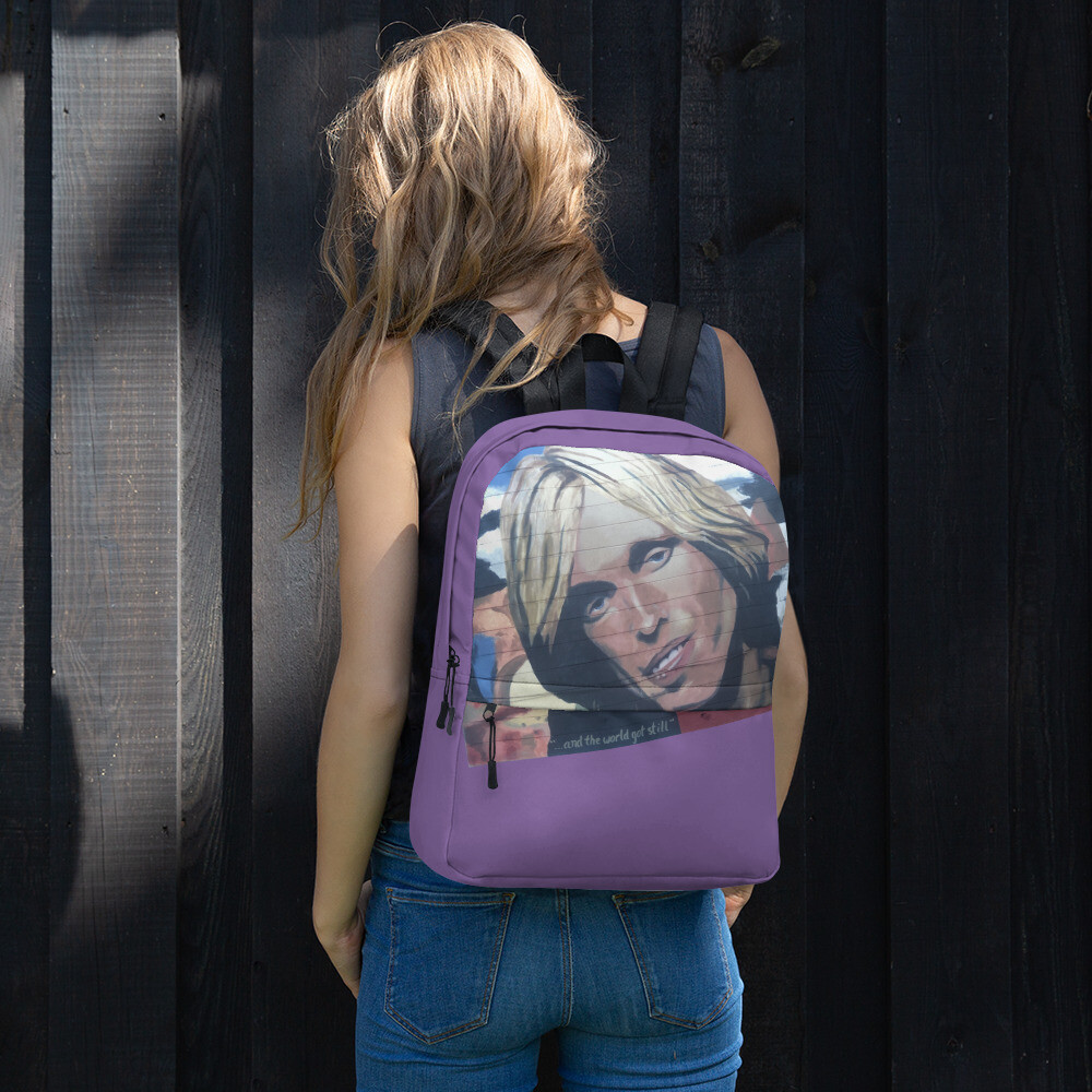Tom Petty Backpack