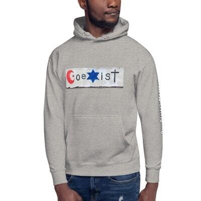 Unisex Coexist Hoodie