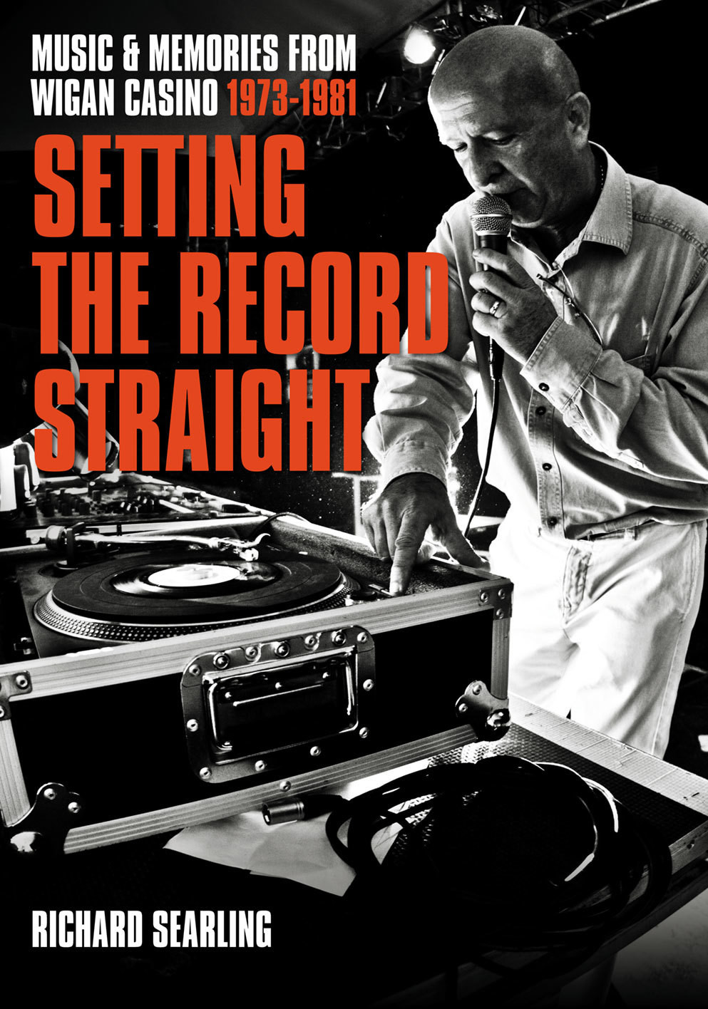 Setting The Record Straight (BOOK)