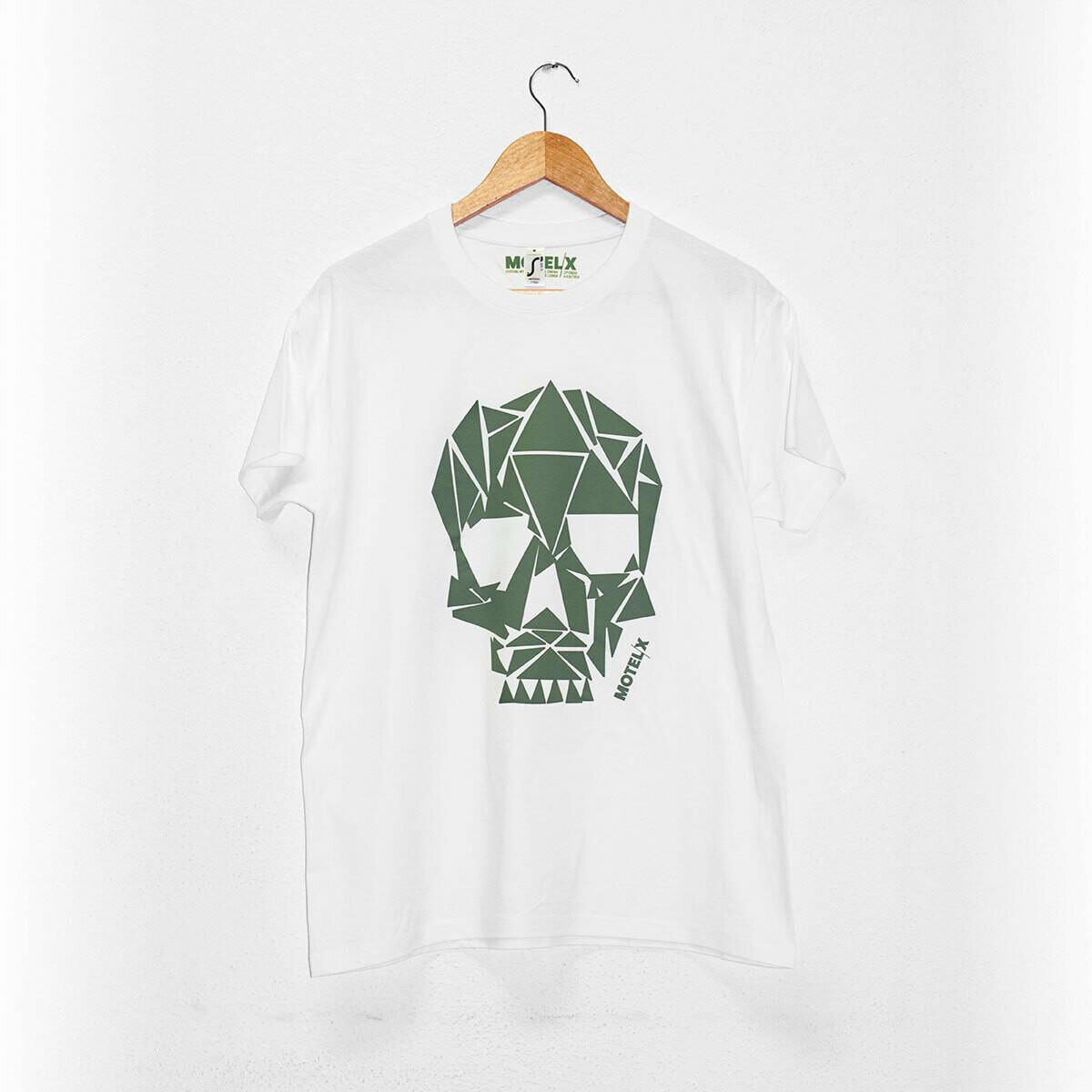 MOTELX 2018 Special Edition T-shirt Unisex / Skull / WHITE