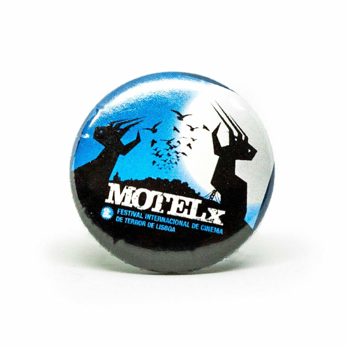 Set 5 Pins MOTELX / Medium Size