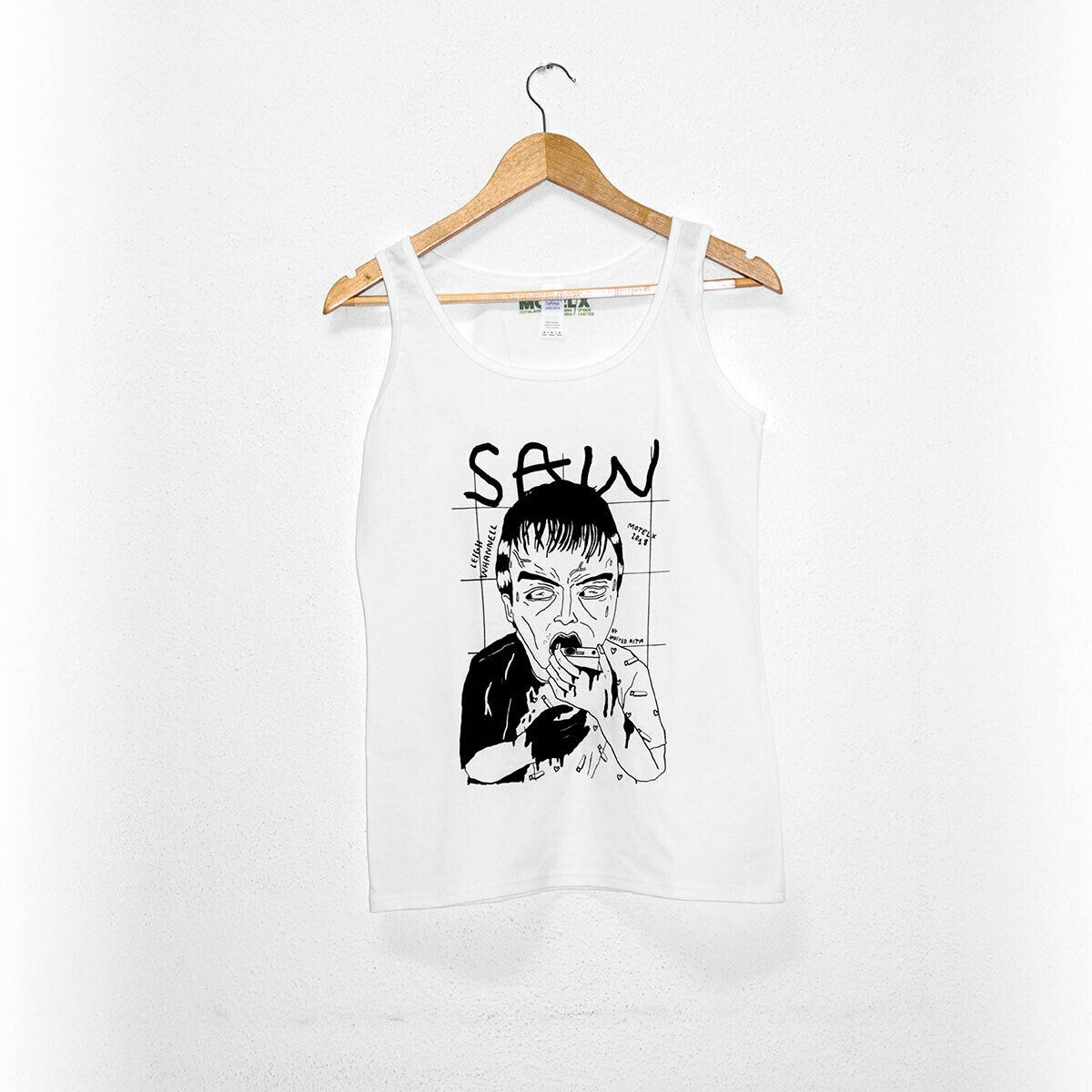 MOTELX 2018 Special Edition Tank Top Ladies / Saw by Wasted Rita