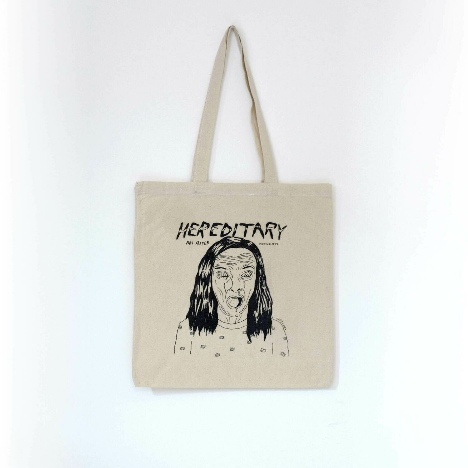 MOTELX 2019 Special Edition Tote Bag / Hereditary by Wasted Rita