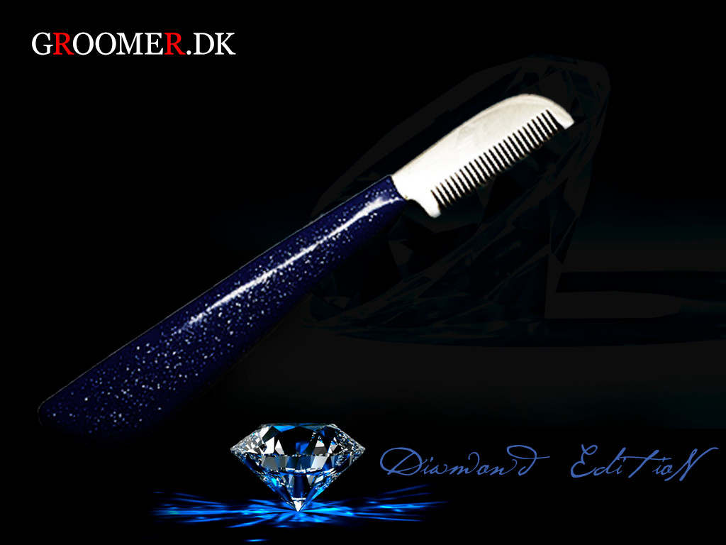DIAMOND EDITION undercoat remover knife