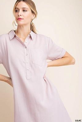 Calabassas Shift Dress