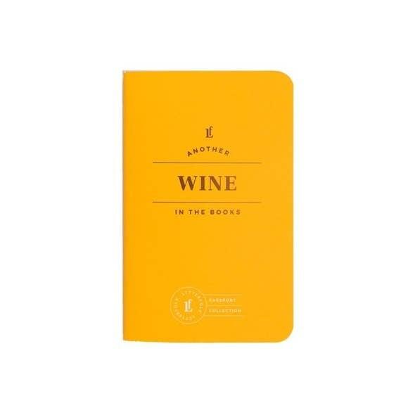 Passport Journal(Wine)