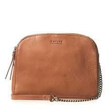 The Emily Cognac Leather Bag