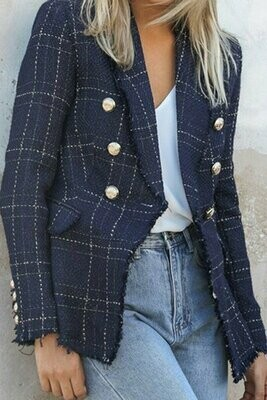 SO Veronica Tweed Jacket