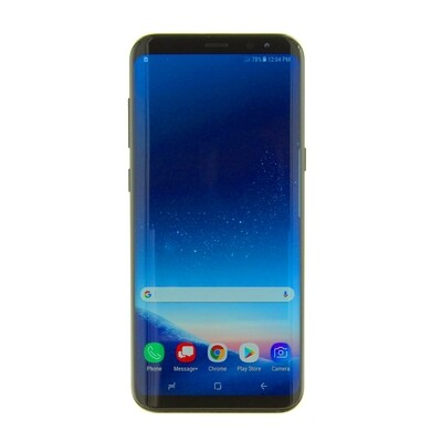 Samsung Galaxy S8 Plus SM-G955U 64GB  Unlocked Very Good