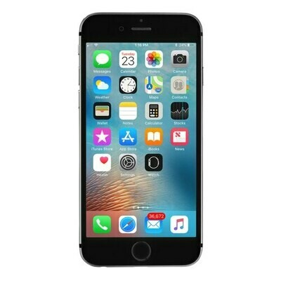 Apple iPhone 6s a1688 64GB Verizon Unlocked-Very Good