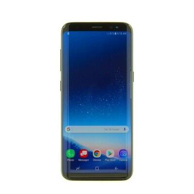 Samsung Galaxy S8 SM-G950U 64GB Unlocked -Very Good