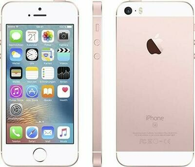 iPhone SE Rose Gold 32gb Tracfone (Maize)