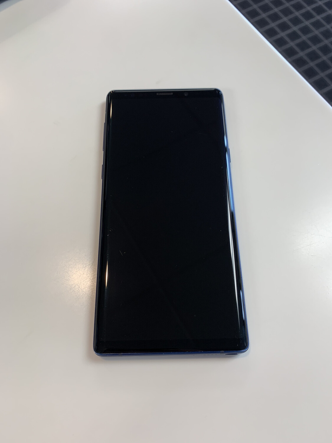 Blue Galaxy Note 9 (13th & West) (Works on all carriers)