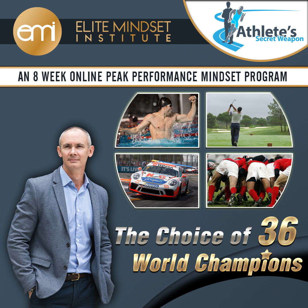 The Athlete's Secret Weapon 8 week online program