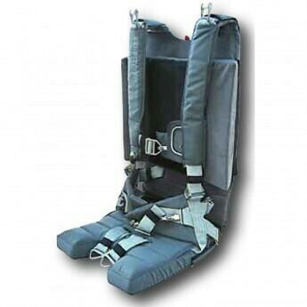 Strong L-39 Chair Emergency Pilot Parachute