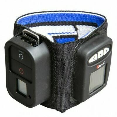Viso II/Ares GoPro Remote Combo Elastic Wristband
