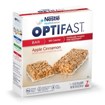 Apple Cinnamon Bar Optifast